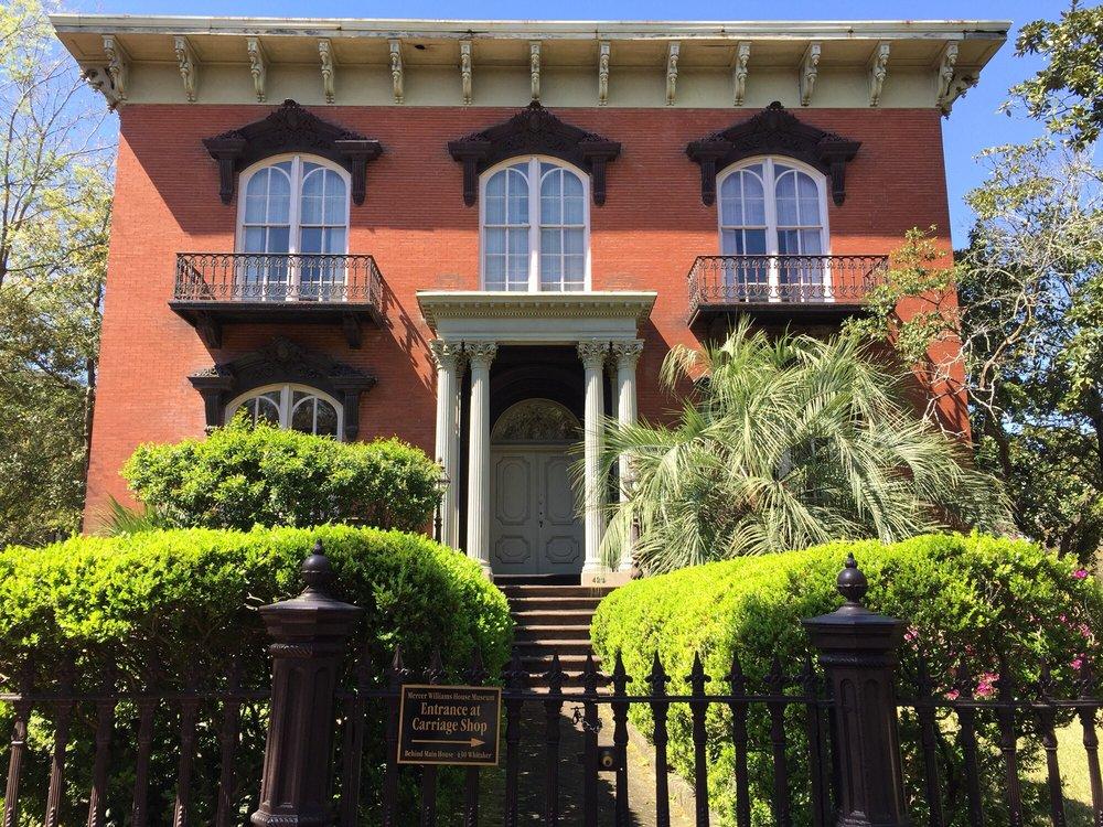 Mercer House Yelp