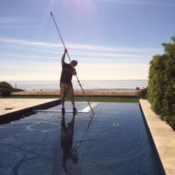 Newbury park pool cleaning service