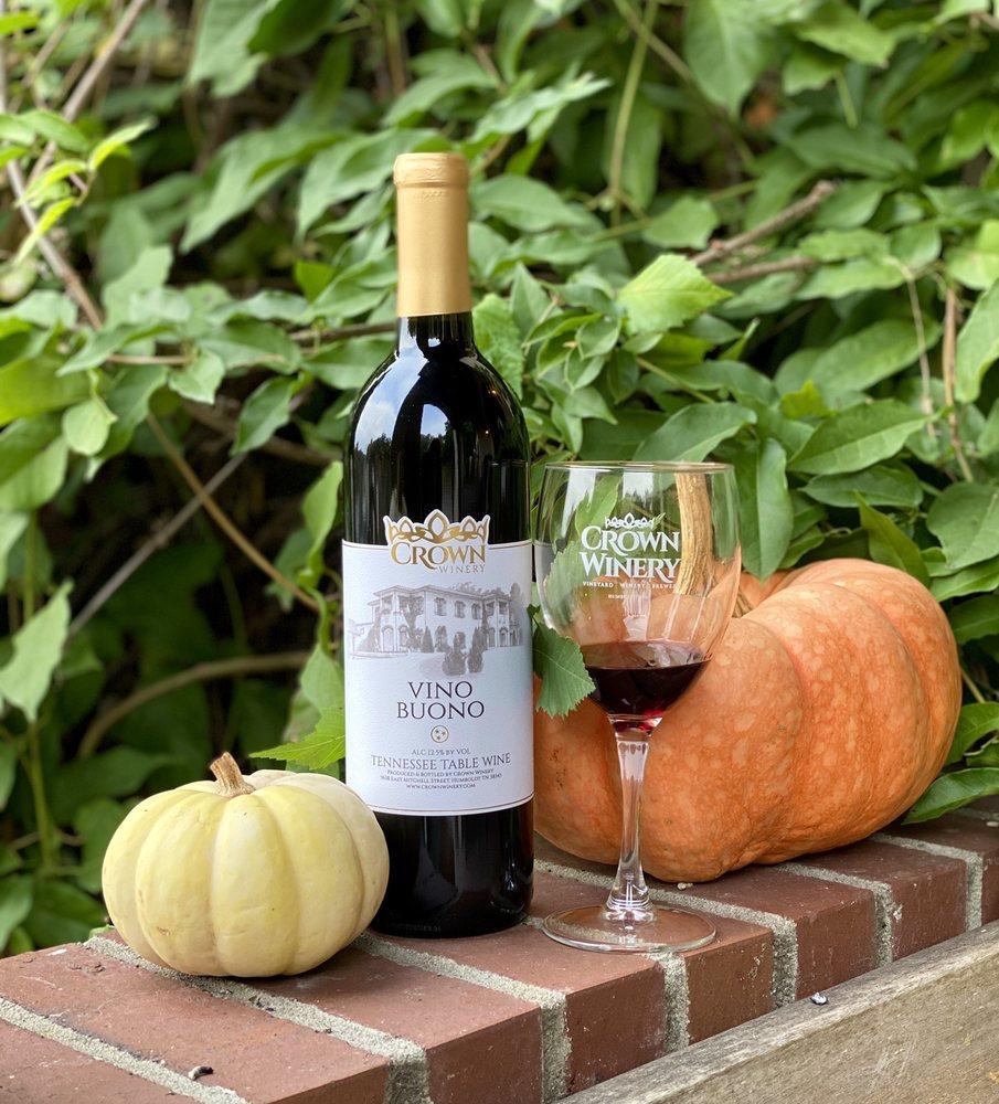 Crown Winery: 3638 E Mitchell St, Humboldt, TN