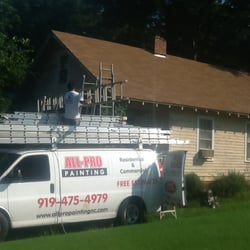 AllPro Painting Photos Painters Kildaire Farm Rd - All pro painting