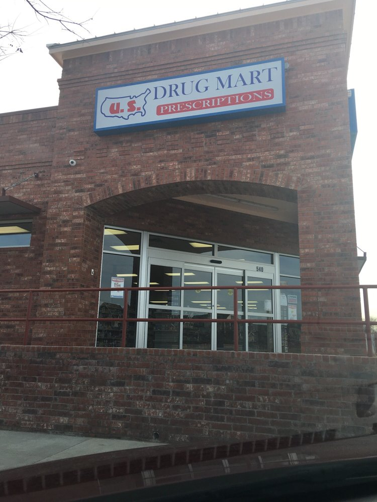 US Drug Mart No 3