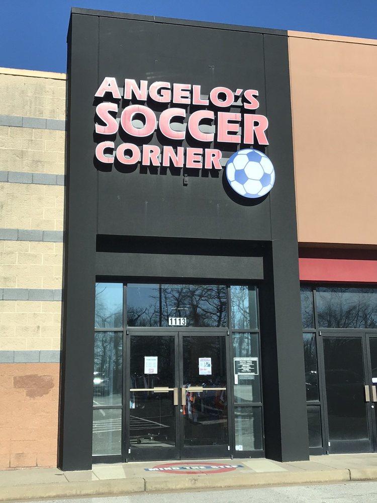 Angelo's Soccer Corner: 1113 Cromwell Bridge Rd, Towson, MD