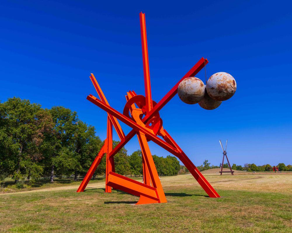 Social Spots from Storm King Art Center