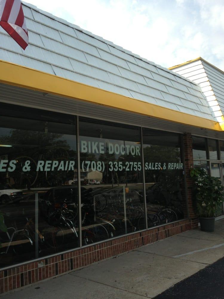 Bike Doctors: 17306 Kedzie Ave, Hazel Crest, IL