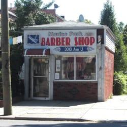 Barber Shop Brooklyn : Photo of Marine Park Barber Shop - Brooklyn, NY, United States by ...