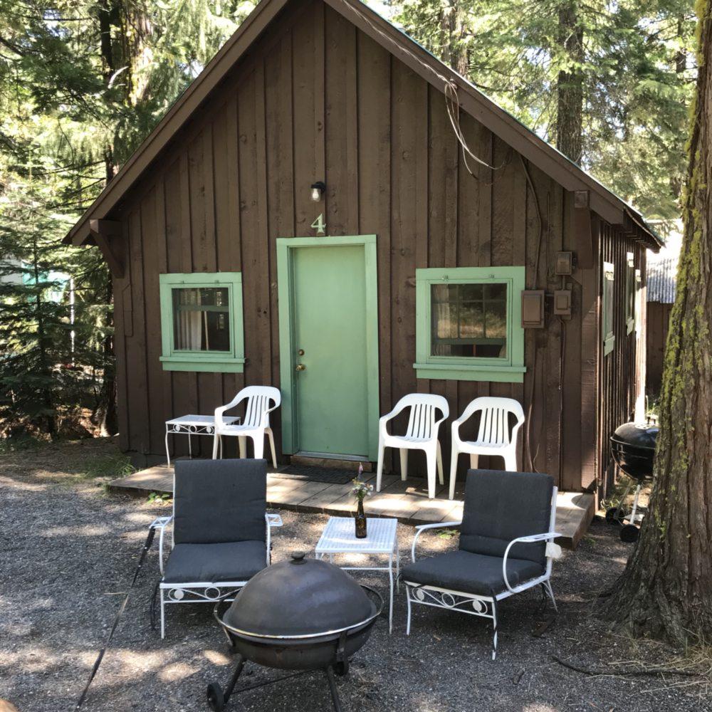 Mill Creek Resort: 40271 State Hwy 172, Mill Creek, CA