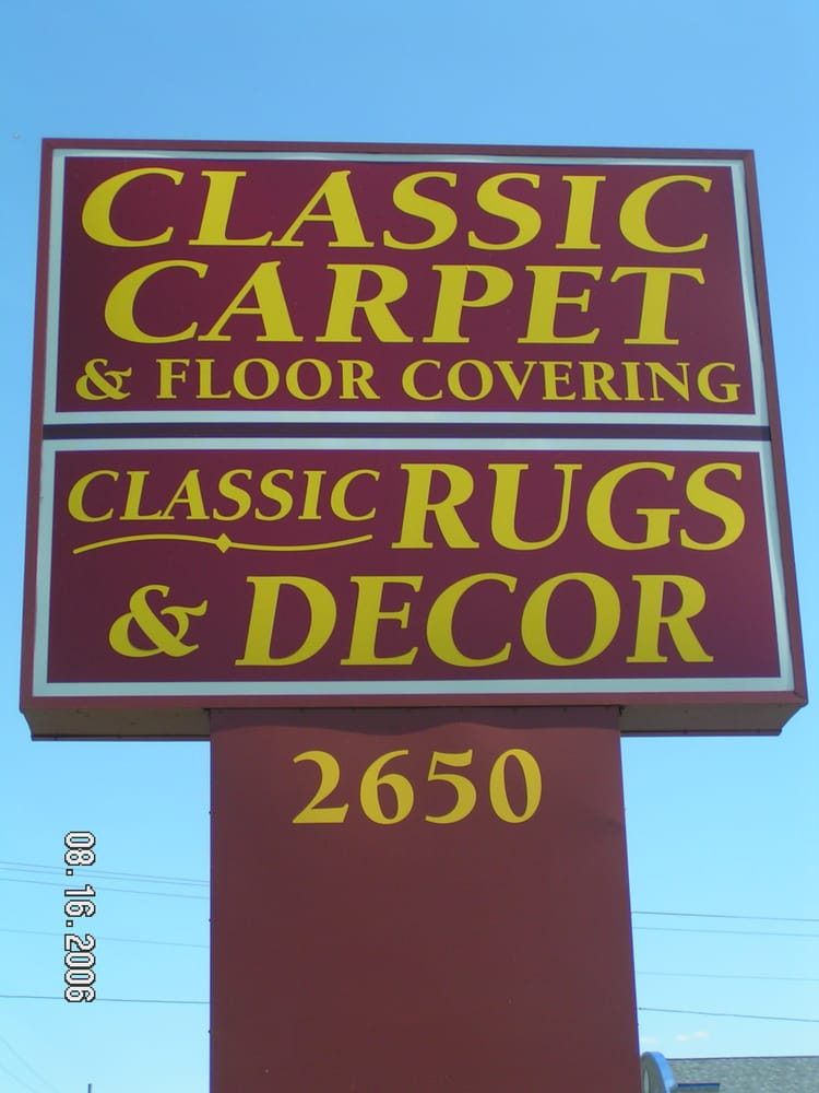 Classic Carpet and Floor Covering: 2650 E Grand River Ave, Howell, MI