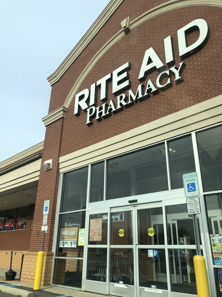 Rite Aid: 335 Village Ctr Dr, Logan, NJ