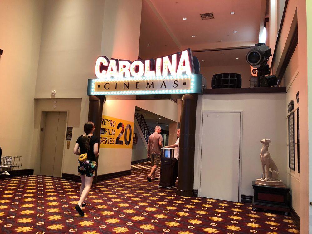 Social Spots from Carolina Theatre