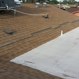 Photo Of Ky Ko Roofing Phoenix Az United States Poor Workmanship