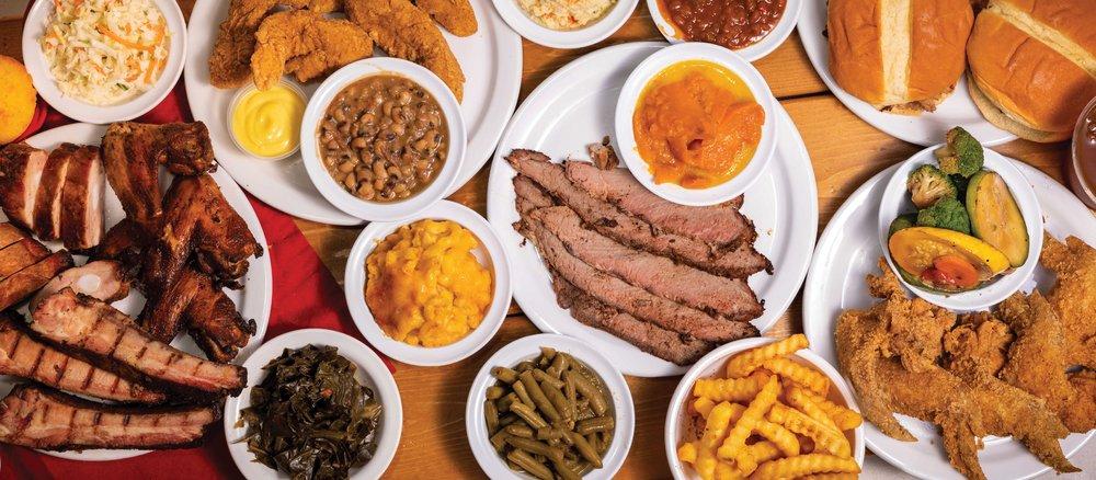 Ray's Southern Foods: 4150 Jonesboro Rd, Forest Park, GA