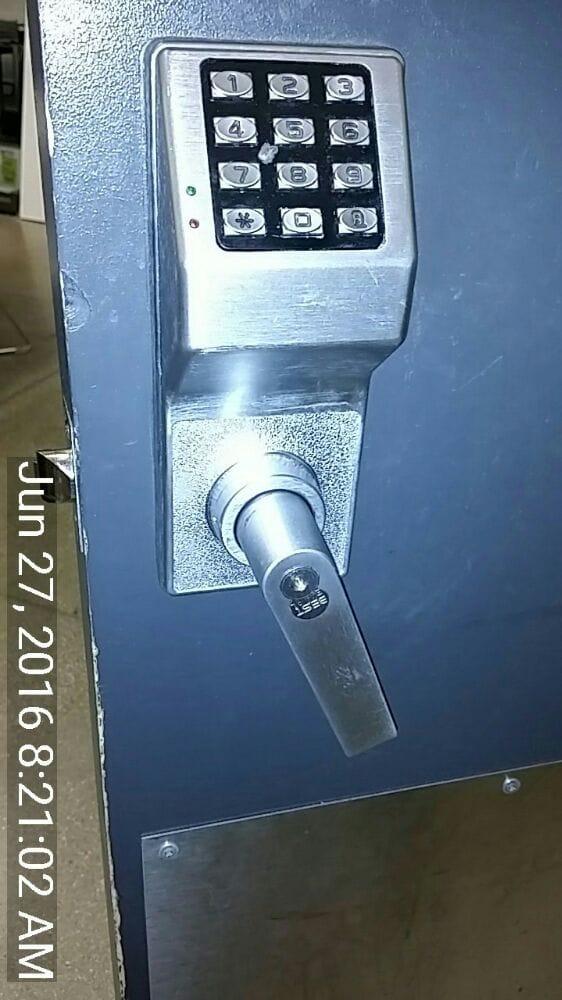 We Install All Types Of Keyless Entry Locksets