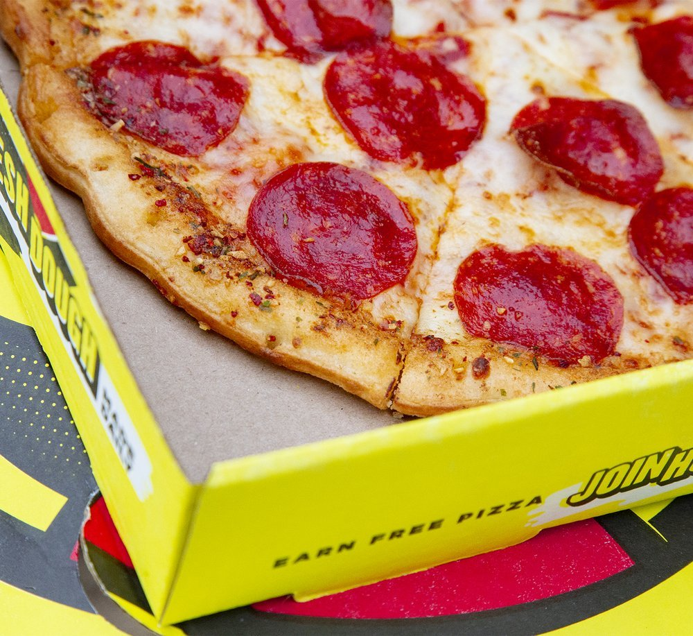 Hungry Howie's Pizza & Subs: 720 E Main St, Lake Butler, FL