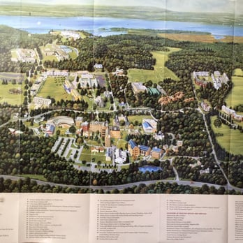 Hudson Valley Campus Map.Bard College 49 Photos 13 Reviews Colleges Universities 30