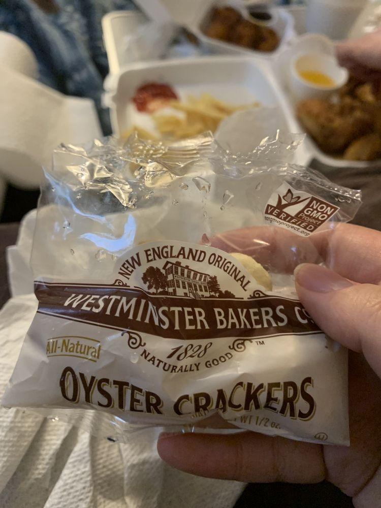Food from SS Lobster Ltd