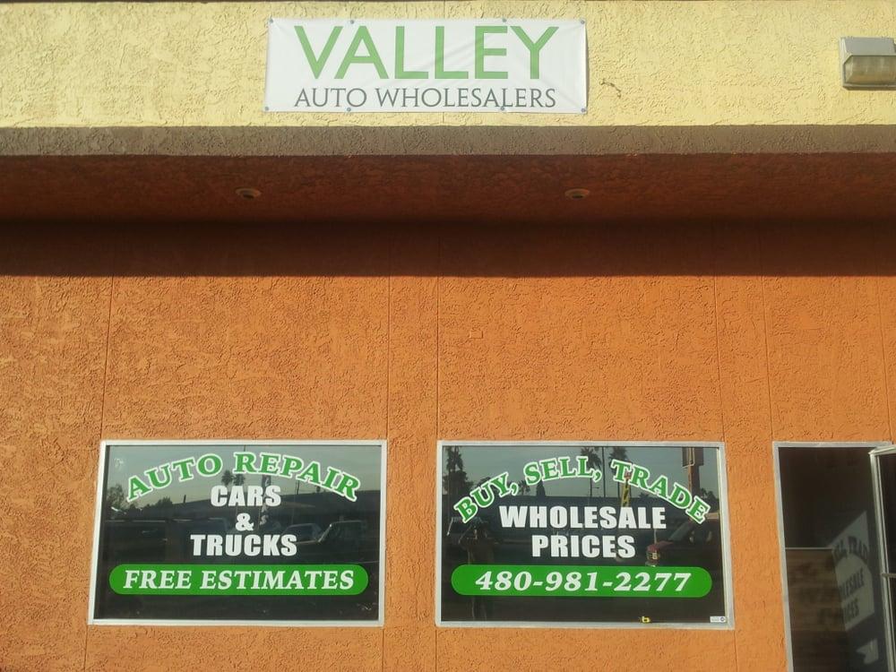 Valley Auto Wholesalers