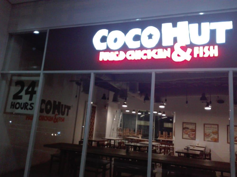 Cocohut fried chicken fish philippinisch for Koi pond quezon city