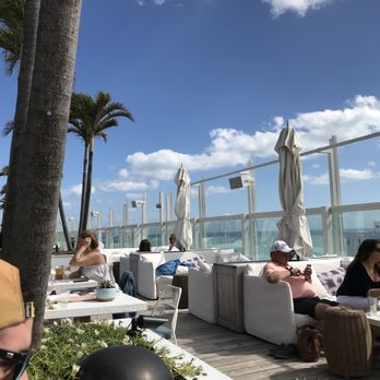 Photo Of Watr At The 1 Rooftop Miami Beach Fl United States