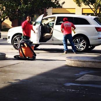 Bubbles Hand Car Wash Sunnyvale