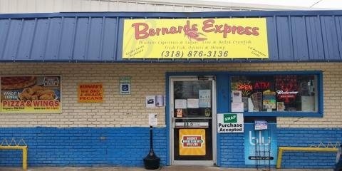 Bernard's Seafood Express: 204 Carmen St, Cottonport, LA