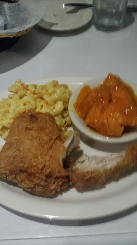 Sylvia S Down Home Fried Chicken