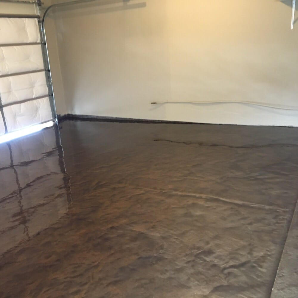 Photo Of Rock Solid Flooring Sterling Hts Mi United States Mettalic