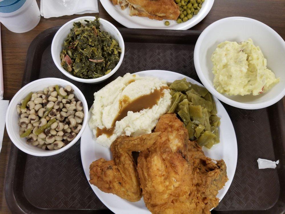 Betty's Cafeteria: 1500 Dothan Rd, Bainbridge, GA