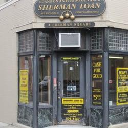 Sherman Loan Company - Pawn Shops - 4 Freeman Square, Lynn ...