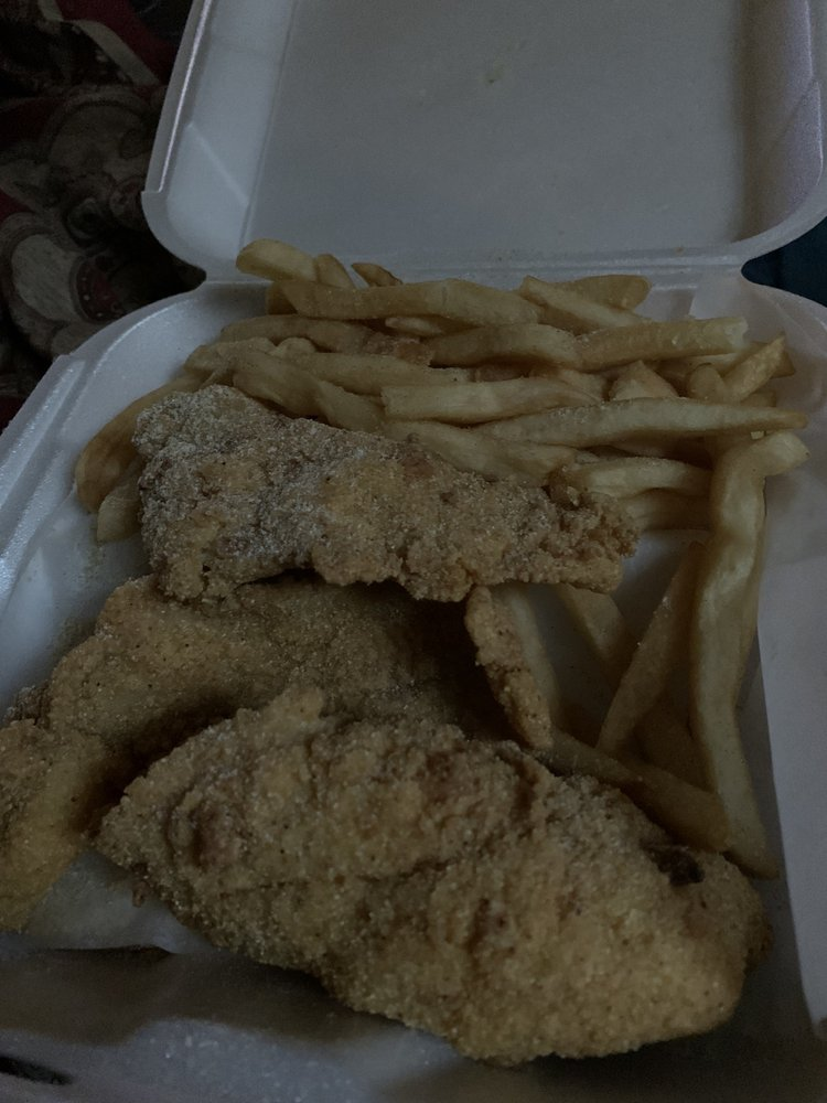 Food from Hip Hop Fish And Chicken
