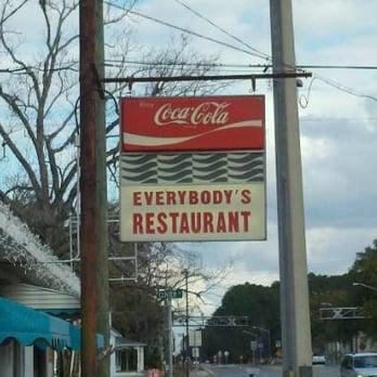 Everybody S Restaurant Baldwin Fl