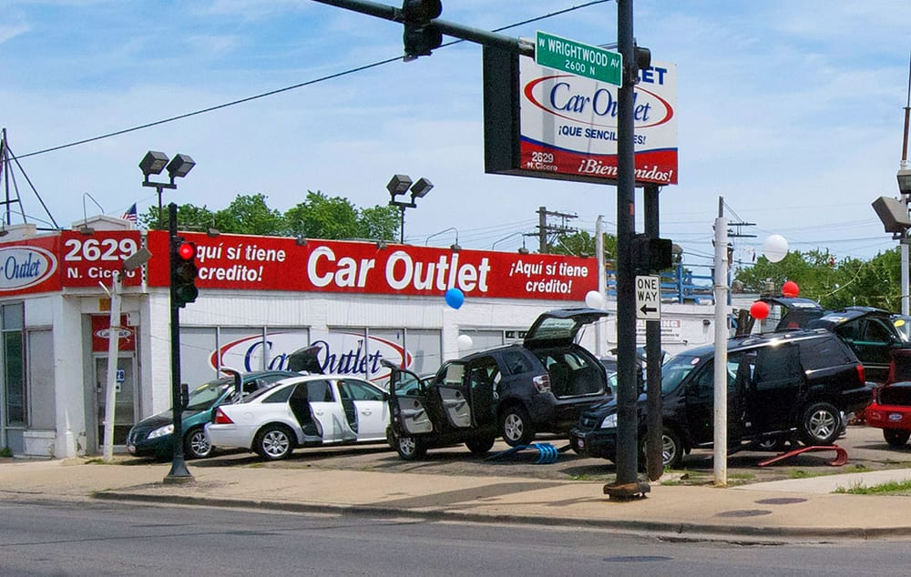 Car outlet on cicero chicago il 60804