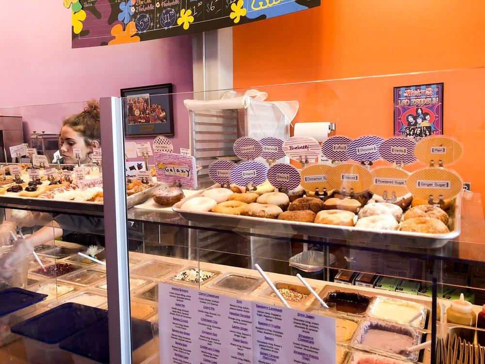 Peace, Love & Little Donuts - Huntington: 803 3rd Ave, Huntington, WV