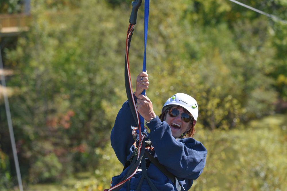 Lake Erie Canopy Tours: 4888 N Broadway, Geneva, OH