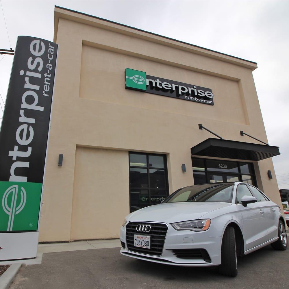 Enterprise Car Rental: Audi A3