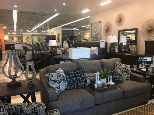 Ashley Homestore 51 Richards Ave Norwalk Ct Furniture Stores Mapquest