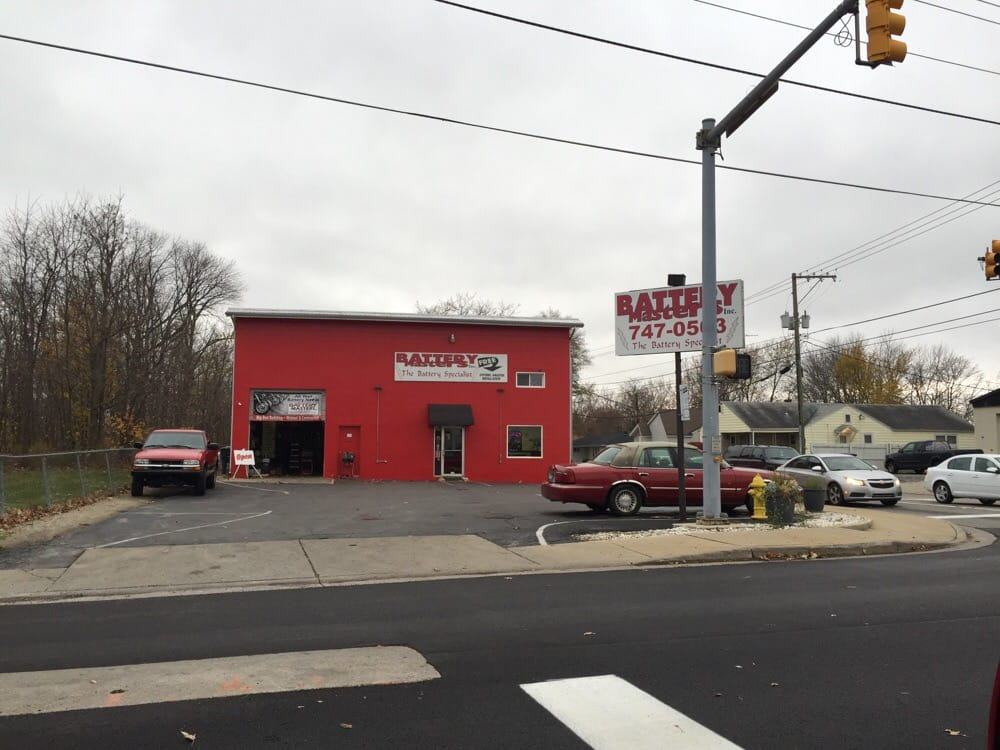 Battery Masters: 1619 N Walnut St, Muncie, IN
