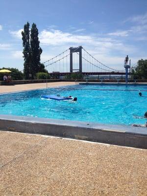 Piscine municipale swimming pools 3 bd odilon redon for Piscine municipale
