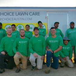 Photo Of Top Choice Lawn Care Austin Tx United States