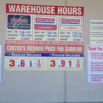 Las Vegas Gas Prices >> Costco Gasoline 37 Photos 46 Reviews Gas Stations 222 S