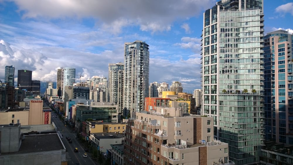Hotels Near Granville St Vancouver Bc