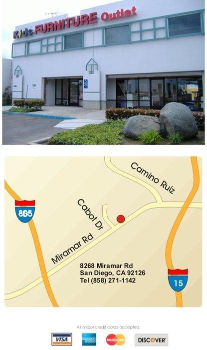 Kids Furniture Outlet   Furniture Stores   8268 Miramar Rd, San Diego, CA    Phone Number   Yelp