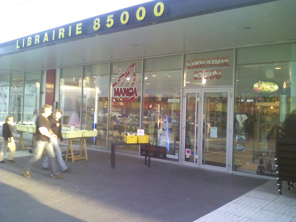 Librairie 85000 cards and stationery shops centre cial - Location meuble la roche sur yon ...