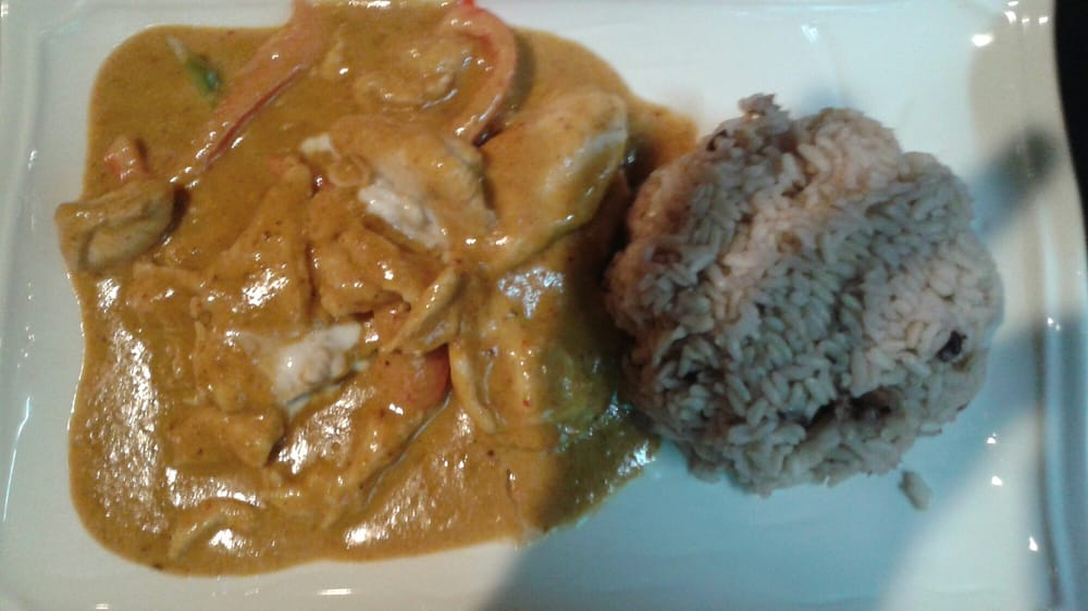 Panang curry 3 of 5 star yelp for 5 star thai cuisine