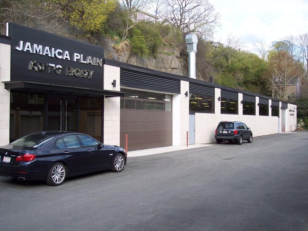 Jamaica plain auto body 16 reviews garages 18 rock for Rock auto garage