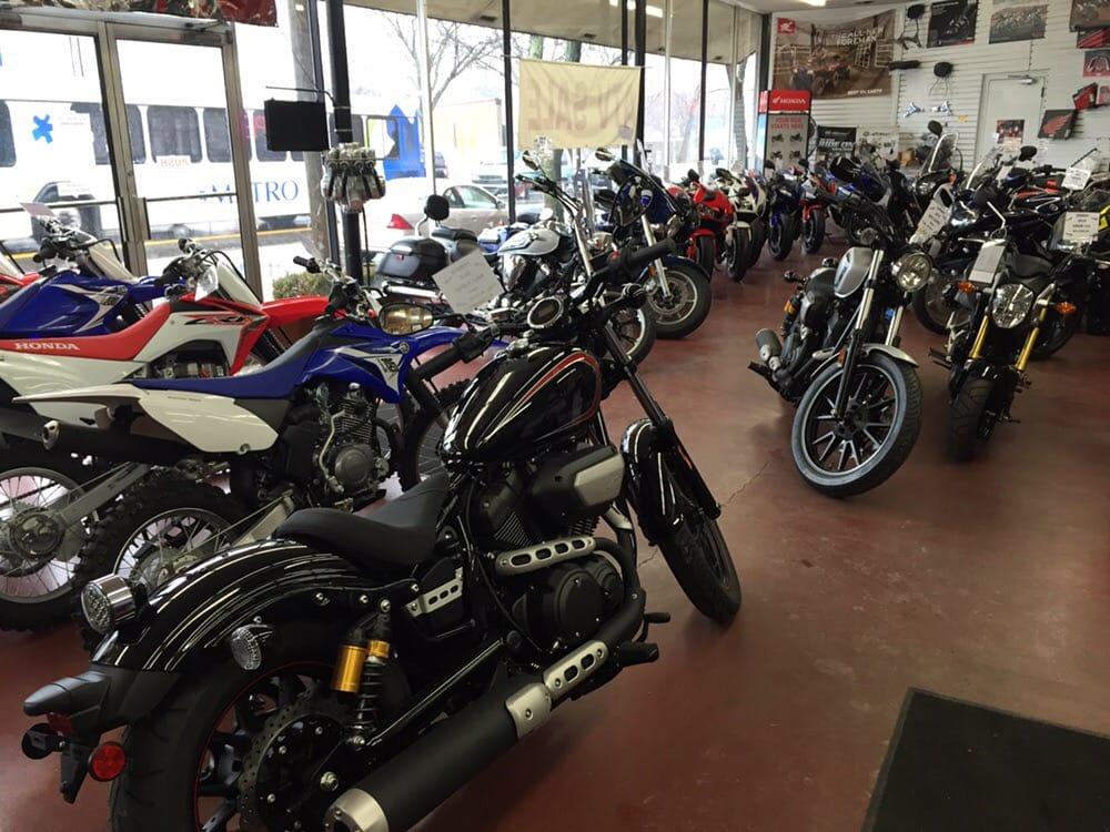 Honda Motorcycles-Western Hills