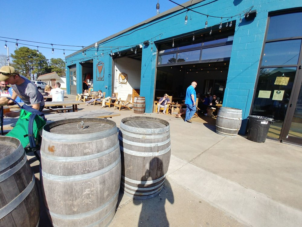 Commonwealth Brewing Company: 2444 Pleasure House Rd, Virginia Beach, VA