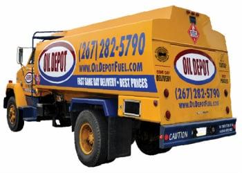 Oil Depot Fuel: 230 Mohawk St, Norwood, PA