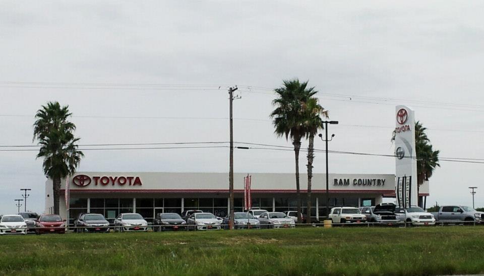 Toyota Of Del Rio: 3617 Hwy 90 W, Del Rio, TX