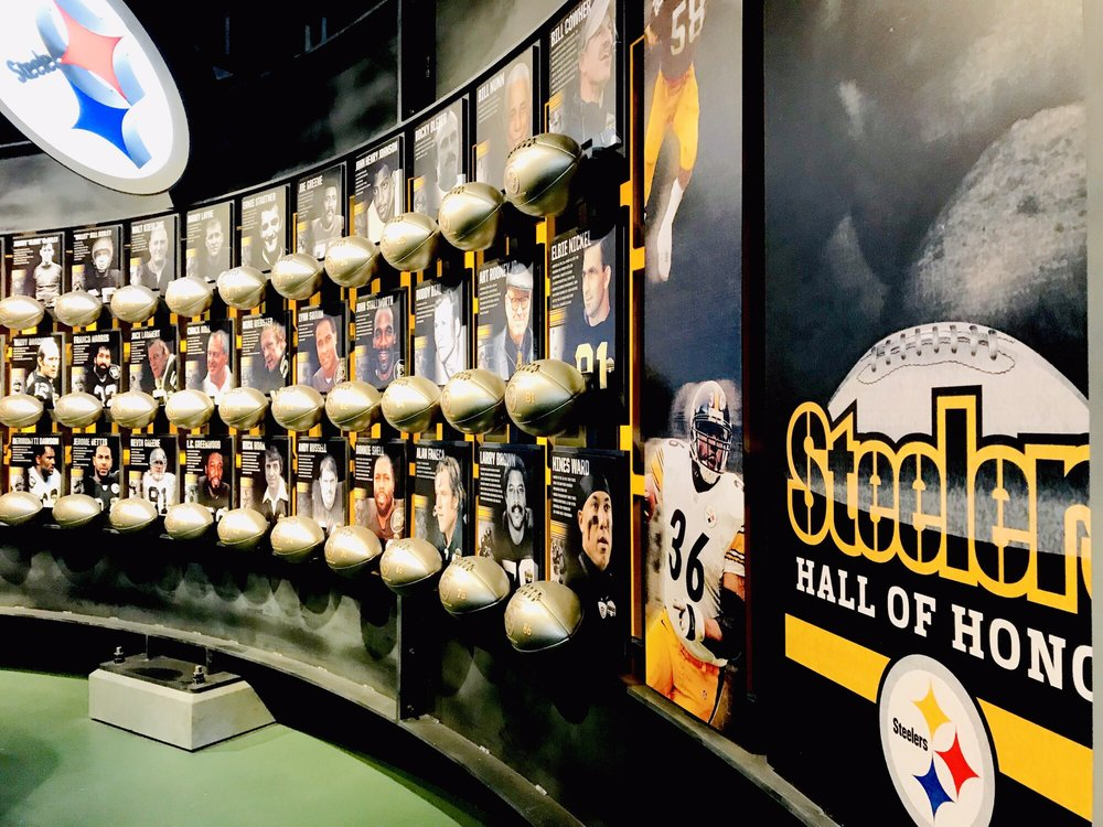 Heinz Field: 100 Art Rooney Ave, Pittsburgh, PA