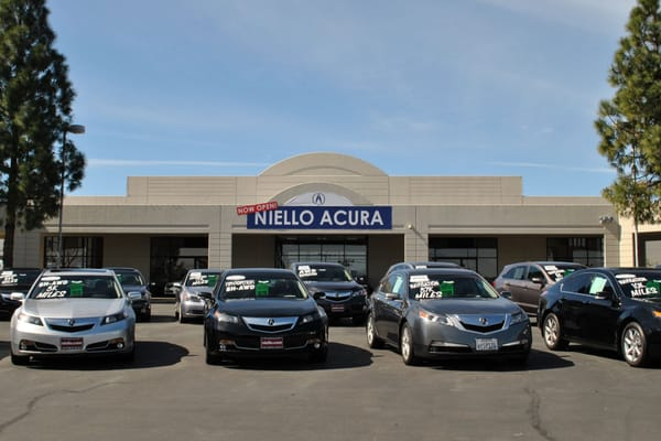niello acura auto repair reviews yelp. Black Bedroom Furniture Sets. Home Design Ideas